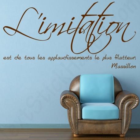Stickers citation imitation