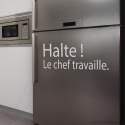 Stickers frigo humour