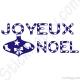 Stickers Joyeux Noël gourmandises