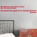 Stickers Bouddha - instant - StickHappy