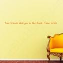 Stickers citation anglais Oscar Wilde