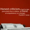 Déco citation en anglais sur l'amitié