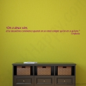 Stickers citation vie