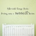 Stickers chambre bébé alsacien