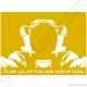 Stickers astronaute