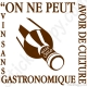 Stickers gastronomie vin