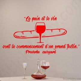 Stickers vin