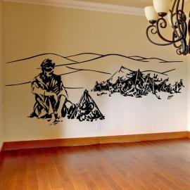 Beb ZANAT - Deco Peinture - Les Touaregs