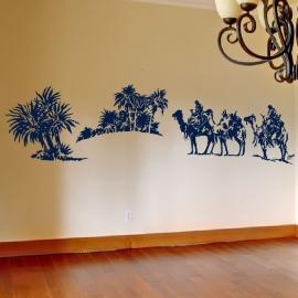 Beb ZANAT - Deco Peinture - Les Touaregs 2