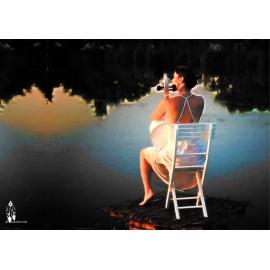 """Création Photographique """"Achelois"""" par Archi-StickHappy.com"""