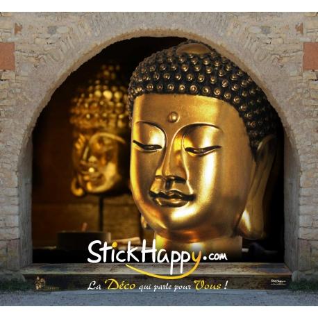 Déco Bouddha - Archi & StickHappy