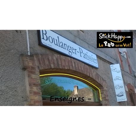 Enseignes Boulangerie 71 01 39 21- StickHappy