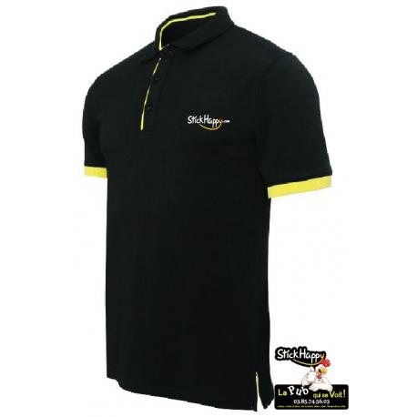 Polo flocage & broderie - StickHappy.com