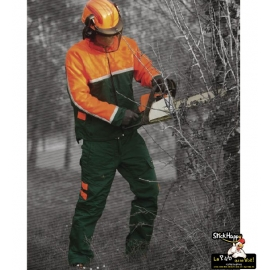 Veste sécurité - Flocage - StickHappy.com