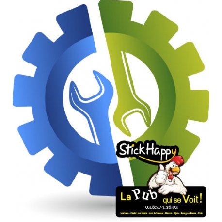 Transmission fichier prod - StickHappy.com