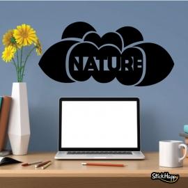 Stickers Nature decoration murale