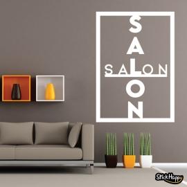 Stickers decoration murale salon