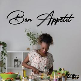 Stickers Bon Appétit cuisine