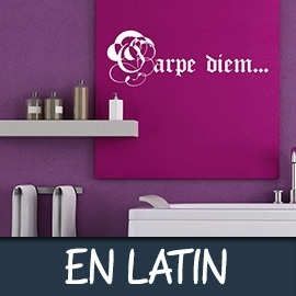 En latin