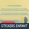 Stickers enfant